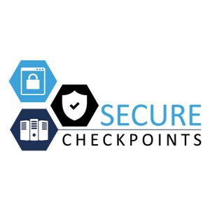 Secure Checkpoints Logo Design