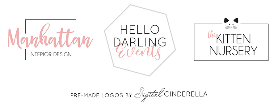 Hello Darling Logo Collection