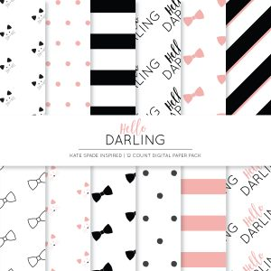 Hello Darling Branding Collection