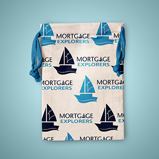 Mortgage Explorers Packaging Design