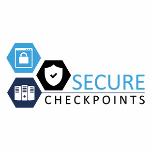 Custom Logo Design - Secure Checkpoints